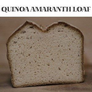 vegan gluten-free sourdough bread