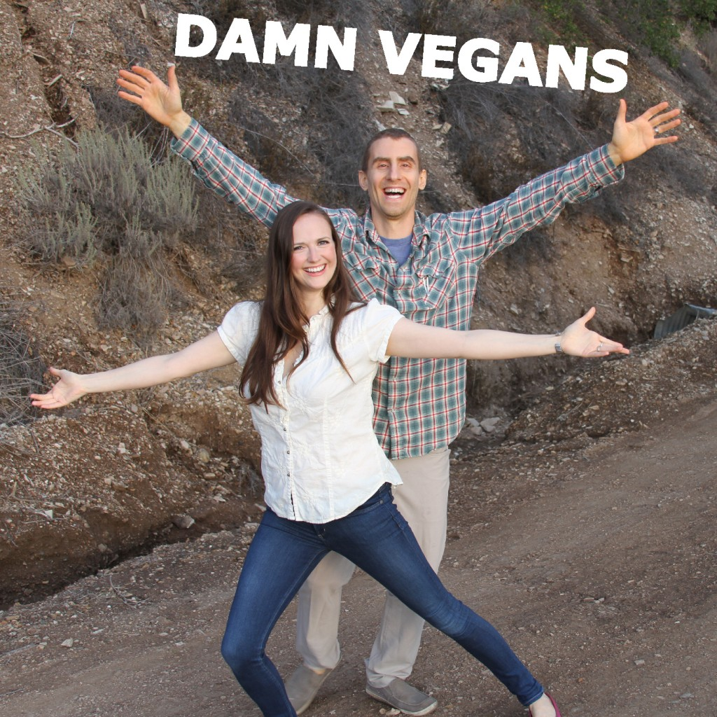 damn vegans podcast