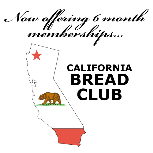 california bread club